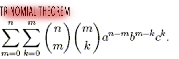 Trinomial Theorem
